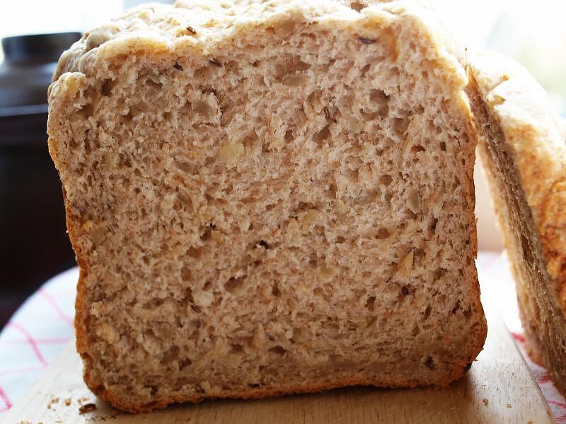 Cibulovo - podmáslový chleba