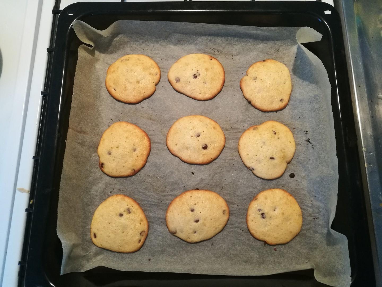 Cookies - sušenky s čokoládou