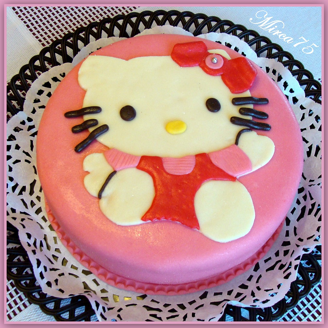 Dort Hello Kitty pro neteřinku