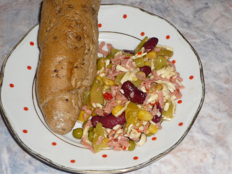 Feferonkový salát