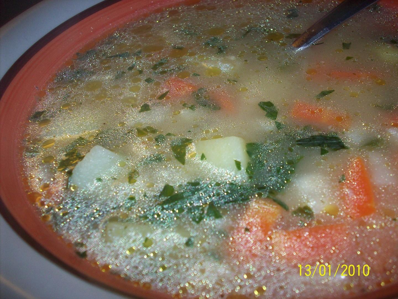 Jáhlová polévka