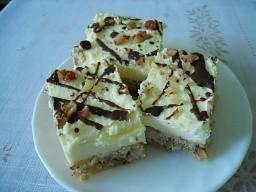 Ořechové řezy (nebo dort)