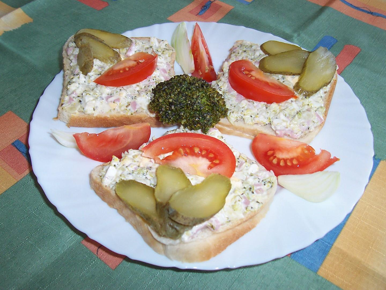 Pomazánka z brokolice