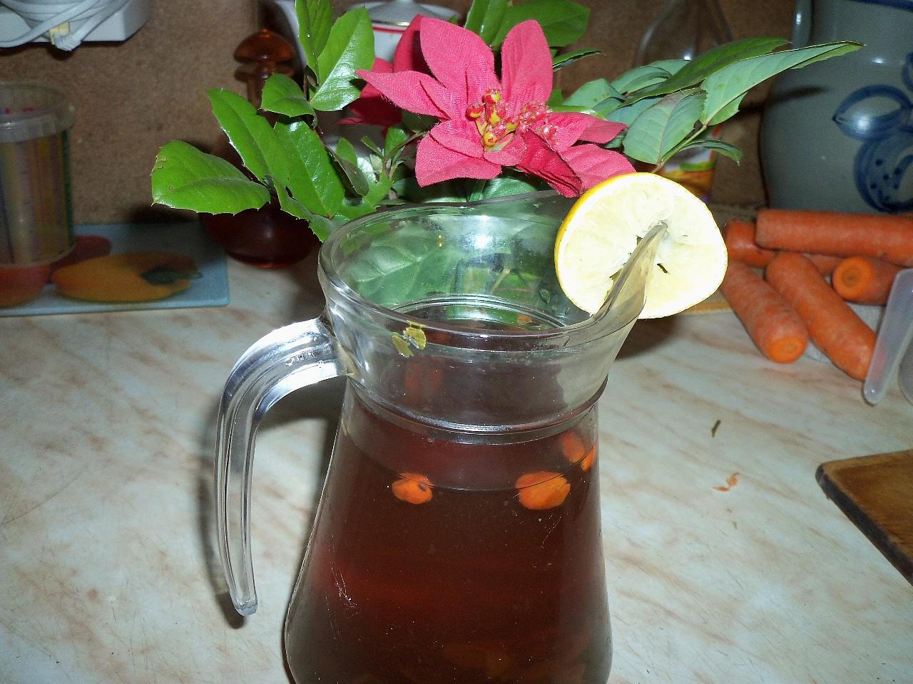 Preventivní čaj proti chřipce-od Vaška