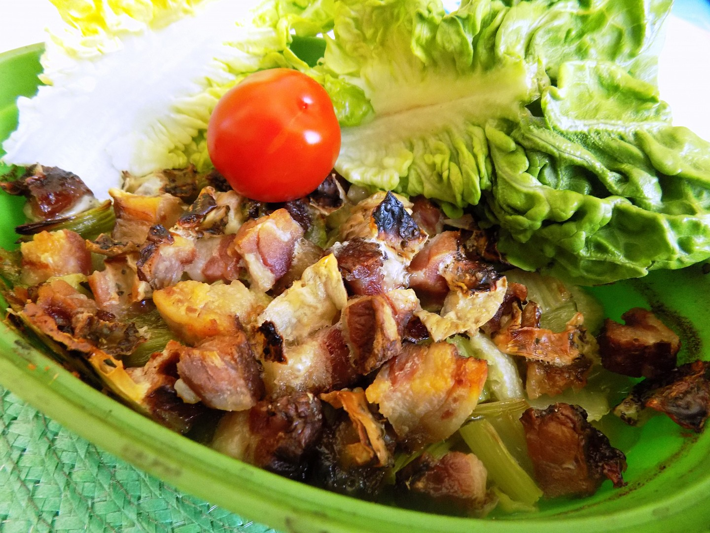 Řapíkatý celer s Hermelínem