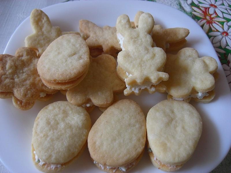 Slanoví - slané cukroví