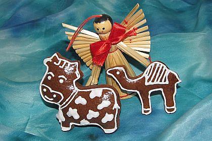 """""""Vánoční tradice"""": Medové perníčky"""